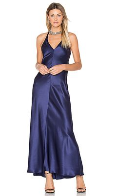Shop for Amanda Uprichard Ariana Maxi Dress in Imperial at REVOLVE. Free 2-3 day shipping and returns, 30 day price match guarantee.