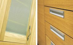 Stoneham Kitchens surface, cupboards and drawers #different #textures