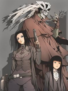 Ergo Proxy by BelsProfile on deviantART