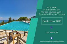 Explore the beauty of Island with Paxos Island, Beach Villa, Villas, Families, Greece, Restaurants, Explore, Outdoor Decor, Beauty