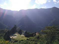 Wae Rebo - the land over the clouds