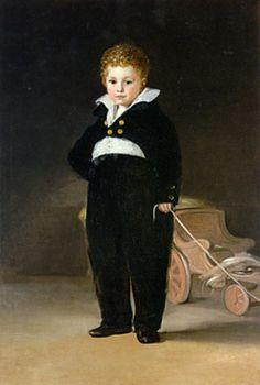 Mariano Goya por Goya