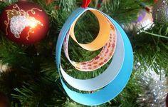 1-2 tygodnie przed świętami możesz zachęcić swoje dziecko do tworzenia własnoręcznych ozdób świątecznych.