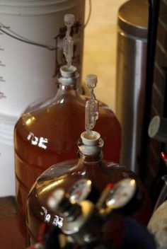 A simple hard cider recipe for beginning brewers