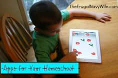 Best Homeschool apps you MUST have! #homeschool #educationalapps #education