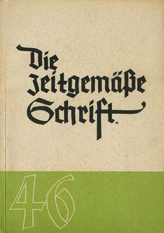 Koch también fue escritor en la revista Die Zeitgemäbe Schrift, revista publicada por Heintze & Blanckertz. Type Design, Book Design, Graphic Design, Lettering Ideas, Hand Lettering, Gothic Fonts, Calligraphy Letters, Black Letter, Long Hair