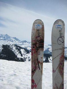 Les Saisies (Savoie, France) & Mont-Blanc