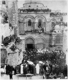 Religious ceremony (between 1880 and 1900)