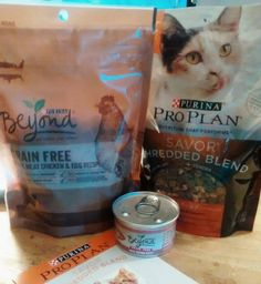 December 2015: #PINCHme #Purina #Beyond #ProPlan #CatFood #Free #Samples (Yup... that's my referral link down there!)