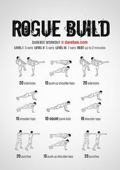 Rogue Build Workout