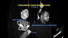 Phunkie Decknicians Vol. 1 - DJ Sneak &  Derrick Carter  (1999)  90s FUN...