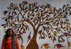 Exceptional Uses of Madhubani Paintings – Originated in India | kwikdeko