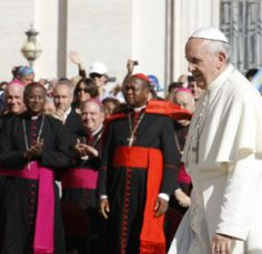 Pope Francis will create his first cardinals during a consistory Feb. 22, the feast of the Chair of St. Peter.