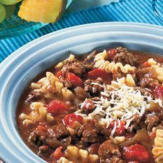 Hearty Lasagna Soup Allrecipes.com