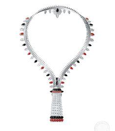 Van-Cleef-Arpels-Pierres-de-Caractère-Zip-Elegance-necklace