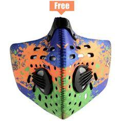 ROCKBROS Cycling Mask #women, #men, #hats, #watches, #belts