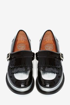 Jeffrey Campbell Yarmouth Patent Leather Oxford//