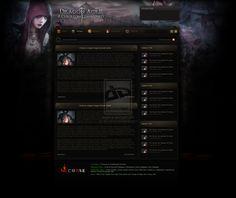 Curse.com Dragon Age II by the-danzor.deviantart.com on @deviantART