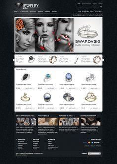 Jewelicious PrestaShop Jewelry Store Theme