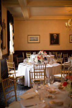 Kathleen & Clark :: USNA Chapel and Officer's Club Wedding