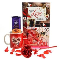 Show your love by Sending this Remarkable #Gift Hamper to your Wife.  Shop ‪#‎OnlinegiftstoIndia‬ @ http://www.giftsngreets.com
