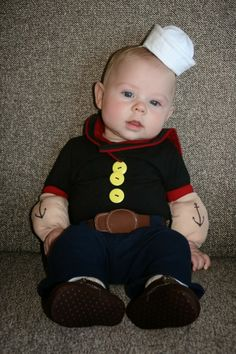 Even More DIY Halloween Costume Ideas for Babies & Kids