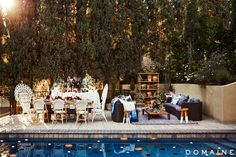 Exclusive: Dianna Agron's Stunning Backyard Makeover | MyDomaine.com