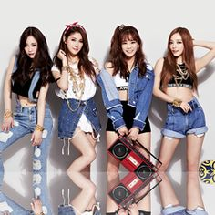 """Kara is a name of at least four artists. 1) KARA (카라) is a popular South Korean girl group formed by DSP Entertainment, debuting in 2007 with the single """"Break It"""" and the album """"The First Blooming"""". The group consists of Park Gyuri, Han Seungyeon, Goo Hara and Heo Youngji. Former members include Kim Sunghee, Nicole Jung, and Kang Jiyoung. They were originally a four member group where they were marketed as the second Fin.K."""