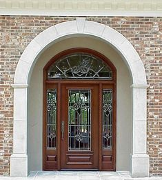 Estate Door Style DbyD-1045