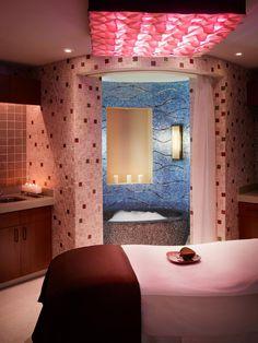 Canyon Ranch Miami - Spa Treatment Room