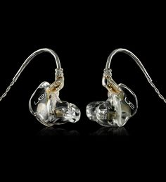 Ultimate Ears Developed in 1995 by Van Halen's touring monitor engineer and drummer, this line of earphones ranges from the simple $50 set for the daily commuter to the extravagant professional in-ear monitor custom-made to mold to your ear ($450-$1350)