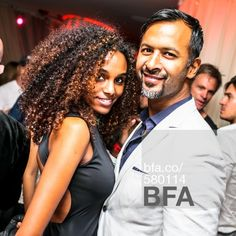 Gelila Bekele, Ronnie Madra at LE BARON ART BASEL - THE PEARL Maripol After Party Atomic Glamour Launch. #BFAnyc