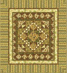 Autumn's Grace Free Pattern: Robert Kaufman Fabric Company