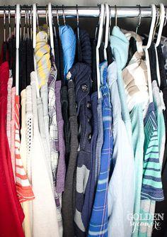 1000 Images About Color Coordination Closet On Pinterest