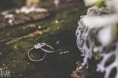 Wedding Photography - Asah Creations #rings #woods #rustic