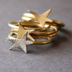 More gorgeous rings...
