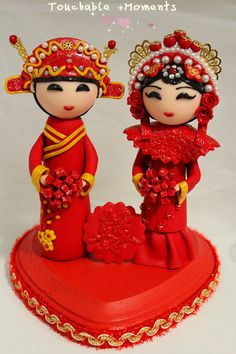 Traditional Chinese Wedding Gowns