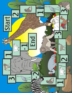 Creation Gameboard free printable