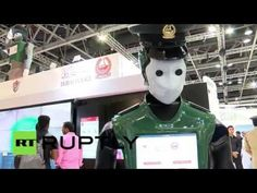 Real-life Robocop: Dubai to get android police force by 2017 (VIDEO) — RT Viral