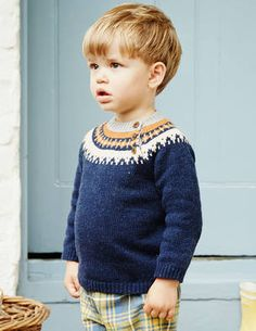 Feb 2016 - Boys Winter Jumper 71383 Jumpers at Boden Toddler Boy Fashion, Baby & Toddler Clothing, Kids Fashion, Toddler Haircuts, Baby Boy Haircuts, Winter Jumpers, Winter Sweaters, Baby Haircut, Little Boy Hairstyles