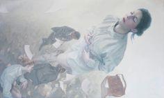 Oil painting by Henrik Aarrestad Uldalen Figure Painting, Painting & Drawing, Henrik Uldalen, Digital Museum, Surrealism Painting, Selling Art Online, Traditional Art, Les Oeuvres, Saatchi Art
