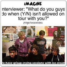 With Icecream! #1dimagine