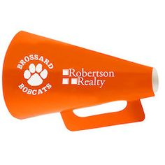 Give your company name a shout-out on this imprinted novelty!