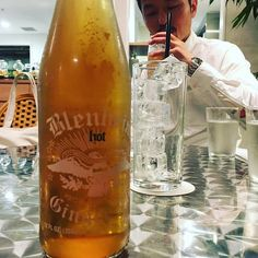 HF Post : 2016/06/14 14:44:04 - 初夏、ブレナム、大矢。  Blenheim ginger ale 最高。
