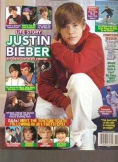 Justin Bieber...he's not even good!