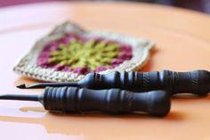 beautiful handmade crochet hooks