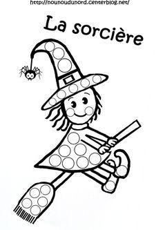 GRATUIT / FREE L'enfant complète le dessin en suivant les