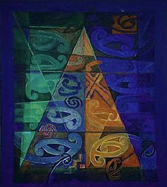 Sandy Adsett Maori People, Polynesian Art, Maori Designs, New Zealand Art, Nz Art, Maori Art, Kiwiana, Mixed Media Canvas, Art Lessons