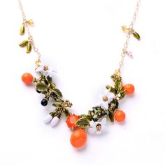Fresh Designer Jewelry Luxury Exquisite Enamel Leaves Flower Fruit Fashion Statement Chokers Necklace Price: $17.84 & FREE Shipping #fashion >#jewellery >>#topbrand >>>#newarrivals >#shoes >>#style >>>#jewelrymaking >#jewelrydesigner >>#jewelrydesign >>> Follow us @proshopperz @probuyerz #proshopperz