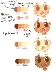 New Skin Color Paint Inspiration 22 Ideas Digital Art Tutorial, Digital Painting Tutorials, Painting Tools, Art Tutorials, Skin Color Palette, Palette Art, Skin Color Paint, Color Palette Challenge, Skin Drawing